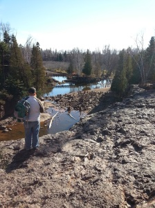 Gooseberry Falls - Lakeside