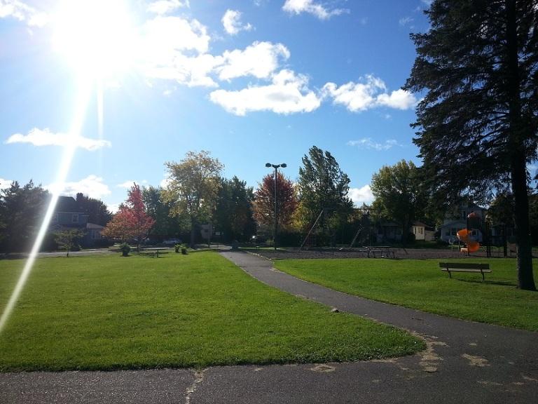 Hammond Park, Superior, Wisconsin