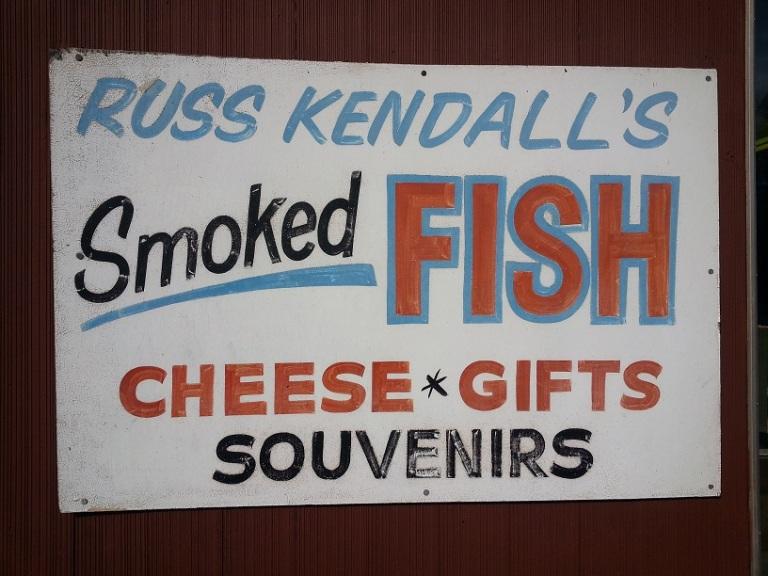 Russ Kendall's Smoked Fish